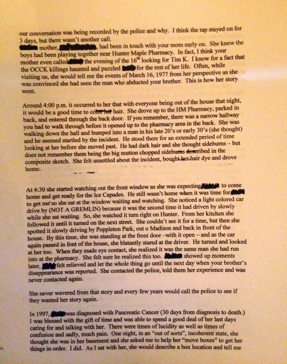 Page 2 of 5 page letter.